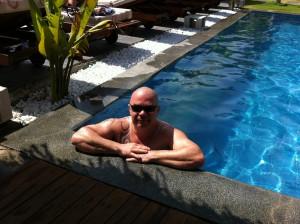 Mui Ne hills pool