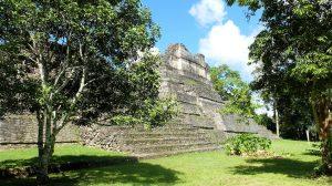 Caracol Maya site02