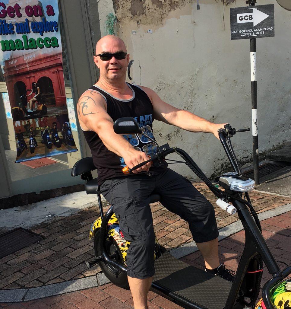E scooter rulez