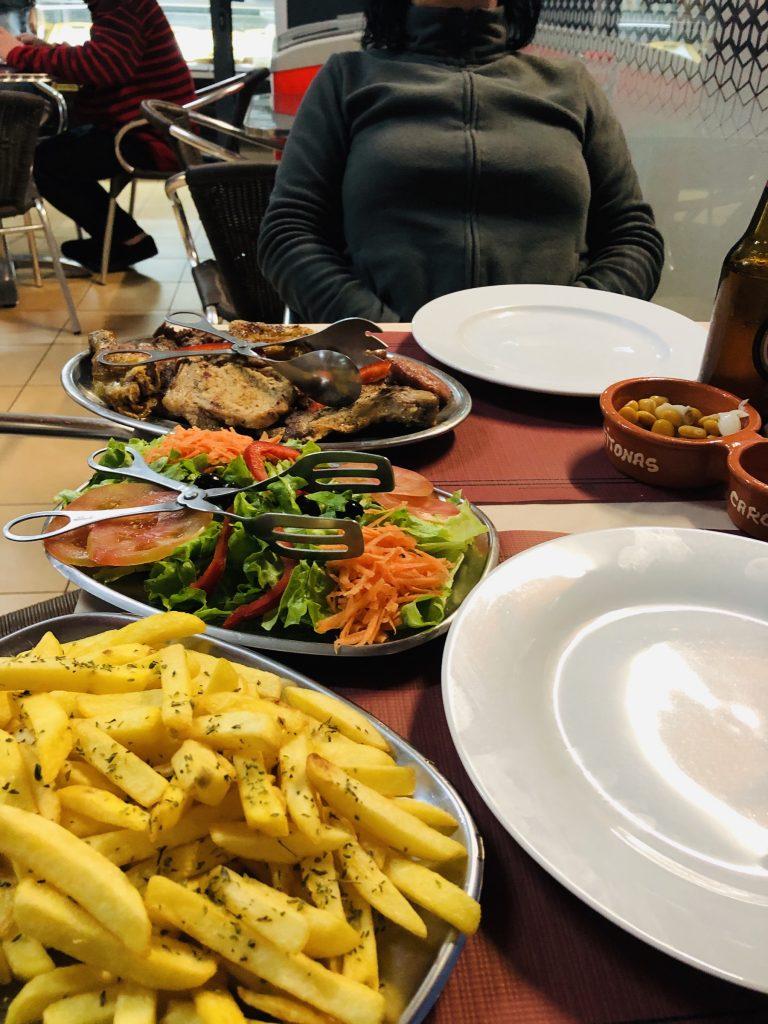 Armandos Take Away - meat platter